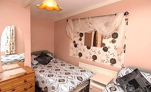 Les chambres à Acoose B&B